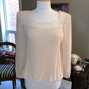 Albert Nipon vintage blouse